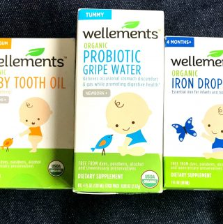 Give Your Baby The Best – Wellements