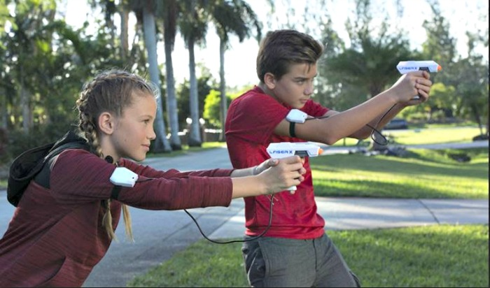 Host The Ultimate High-Tech Game Of Tag This Summer
