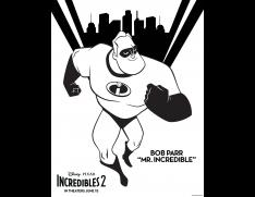 INCREDIBLES 2 Coloring Pages You Can Print!