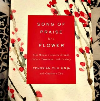 Read #1 Amazon Bestseller this Memorial Day: Song of Praise for a Flower by Charlene Chu and Fengxian Chu