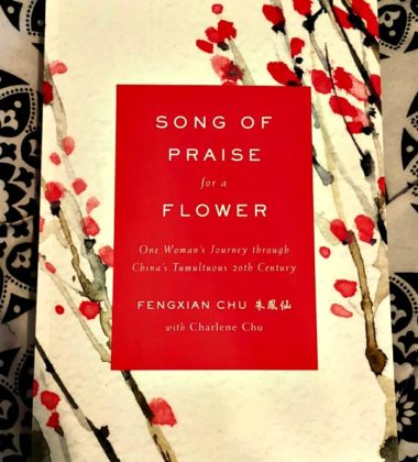 Read #1 Amazon Bestseller this Memorial Day Song of Praise for a Flower by Charlene Chu and Fengxian Chu