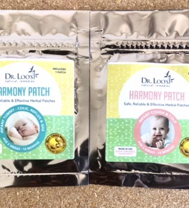 Use Dr. Loo's harmony patches to help your children feel better