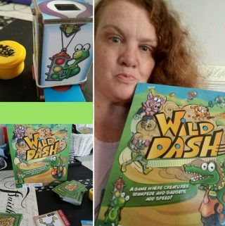 Family Game Night Game: Wild Dash