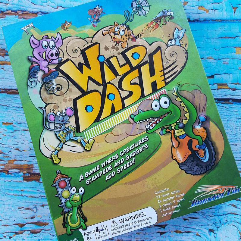 Family Game Night Game: Wild Dash