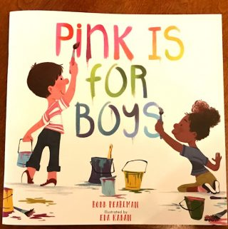 Pink is for boys and girls