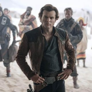 May 4th STAR WARS Day! #HanSolo