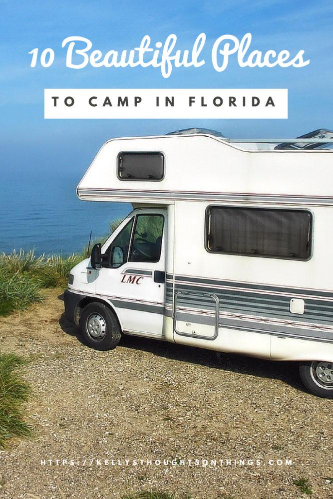 Camp In Florida