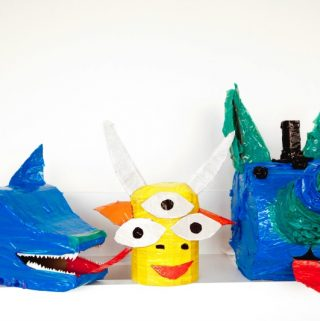 Adorable Crafts You Can Make with Your Kids