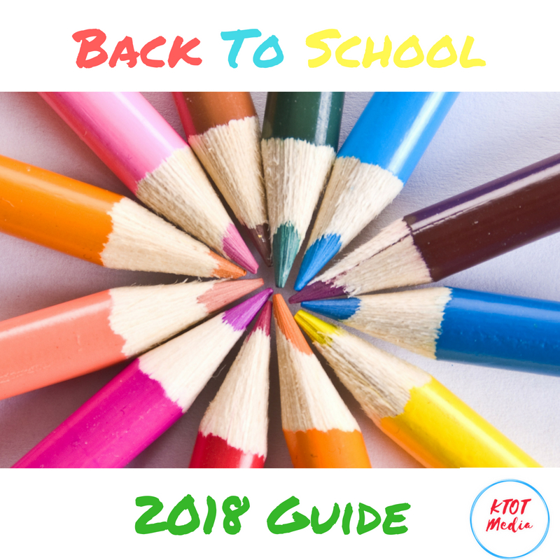 Back To School 2018 Guide
