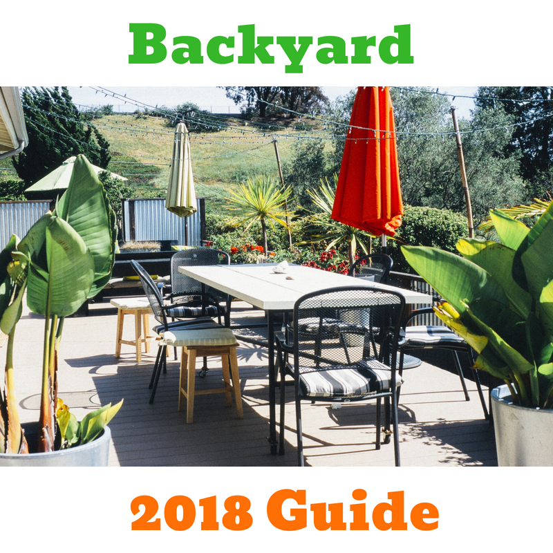 Backyard Product Guide