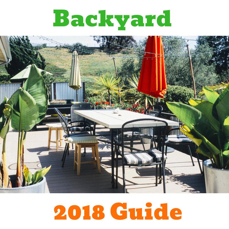 Backyard Product Guide