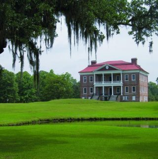 Charleston's Drayton Hall Opens New Visitor and Education Center