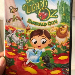 Dorothy and the Wizard of Oz: Emerald City Season One Volume Two Is New on DVD!