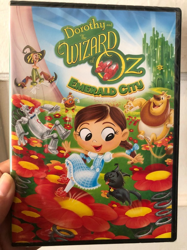 Dorothy and the Wizard of Oz Emerald City Season One Volume Two Is New on DVD! 1