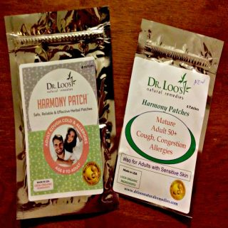 Got Seasonal Allergies Or A Cough Due To A Cold? Try Dr. Loo's Harmony Patches