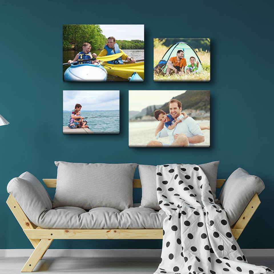 Father's Day Sale- Easy Canvas Prints 87% Off Canvas Prints