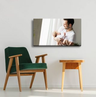Father's Day Sale- EasyCanvasPrints 87% Off Canvas Prints