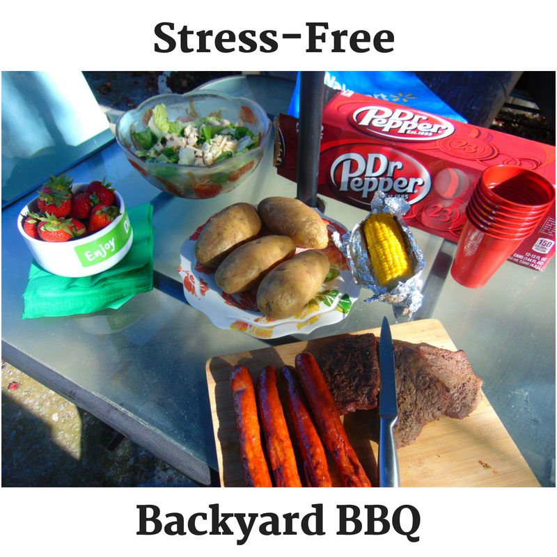 How to Throw a Stress-Free Backyard BBQ Party