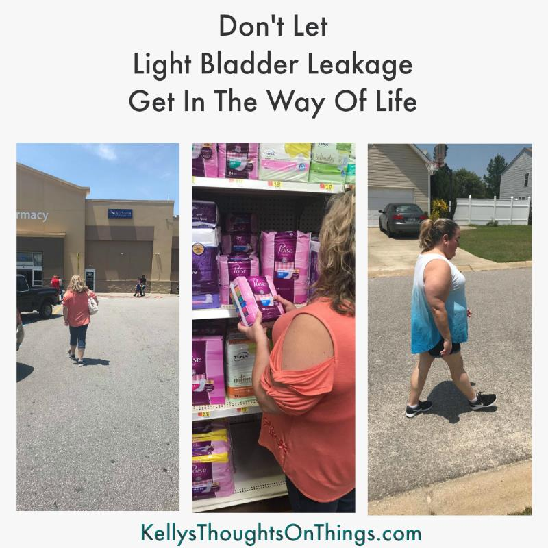 I laugh I Pee- My Light Bladder Leakage Story! Do you suffer from light bladder leakage?