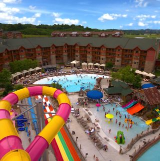 Family Memories Are Made At Wilderness at the Smokies Resort