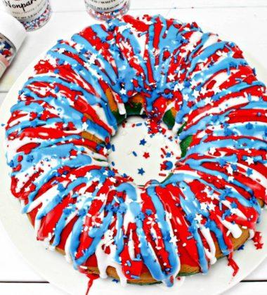Patriotic Bundt Cake Recipe