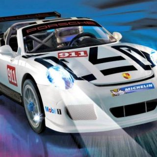 Race to Victory Lane with PLAYMOBIL's New Beauty