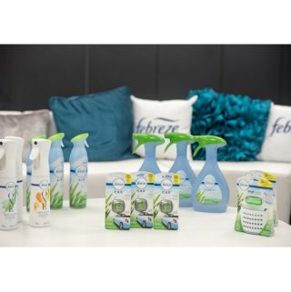 Reasons Why A Safe & Happy Home Is A Febreze Home