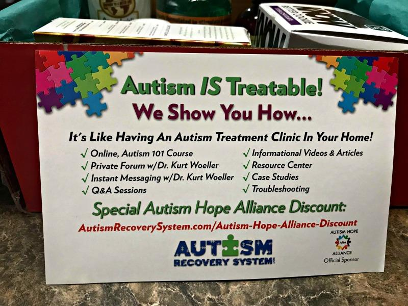 Show Your Support For Autism Through The Autism Hope Alliance