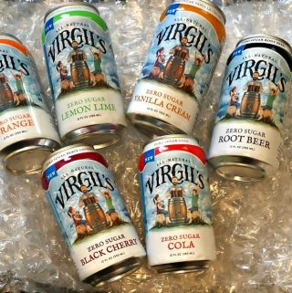The Perfect Summer Drink – Virgil's Zero Sugar Handcrafted Sodas