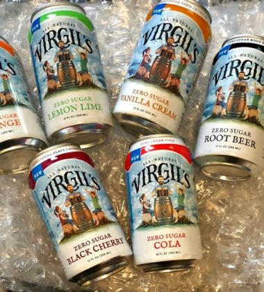 The Perfect Summer Drink – Virgil's Zero Sugar Handcrafted Sodas 1