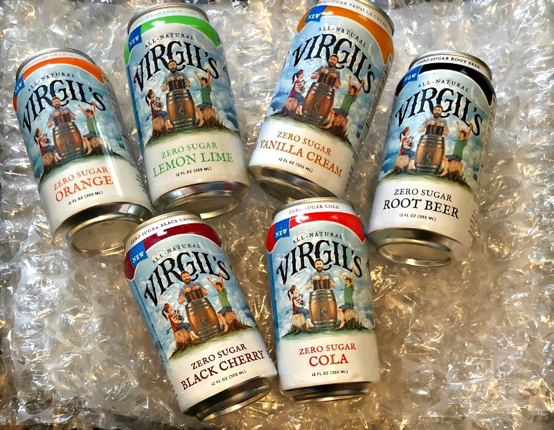 The Perfect Summer Drink – Virgil's Zero Sugar Handcrafted Sodas 1