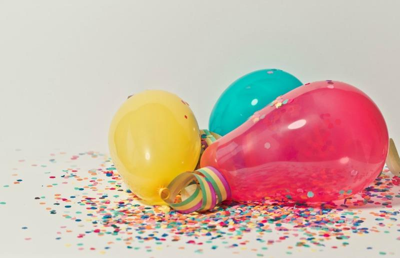 Unique Birthday Party