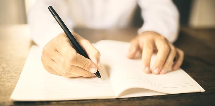 Writing An Assignment Show Yourself In The Best Light Writing