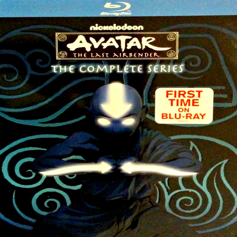 """The Last Airbender: The Complete Series"""" Is"""