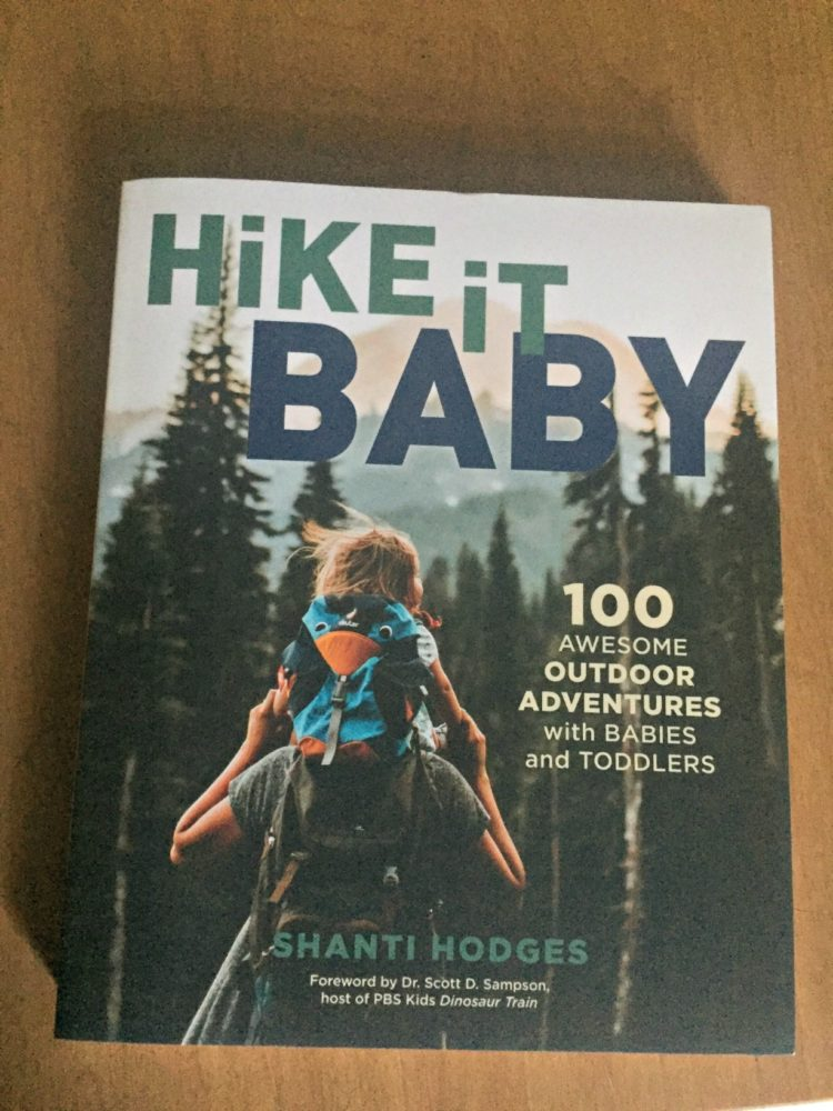 A Book to Help With Hiking and Your Little Ones