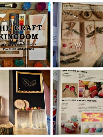 Easy, Beautiful Crafts for Kids and Adults