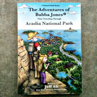"""The Adventures Of Bubba Jones"" Can Help Encourage Kids To Connect With The Outdoors (Even With Their Phones)"