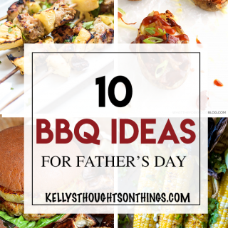 10 BBQ Ideas for Father's Day
