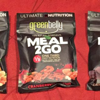 Meal2Go is Great Tasting, Natural Energy