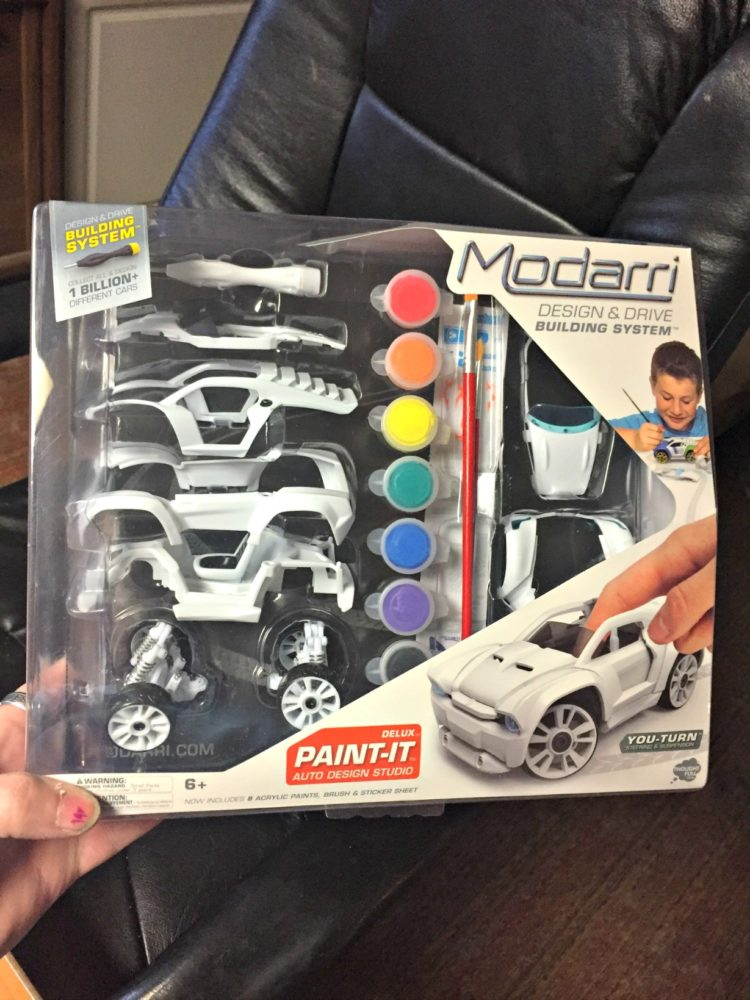 Cars Made by Kids