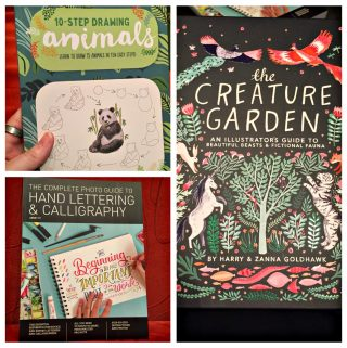 Creative Books for Drawing and Writing