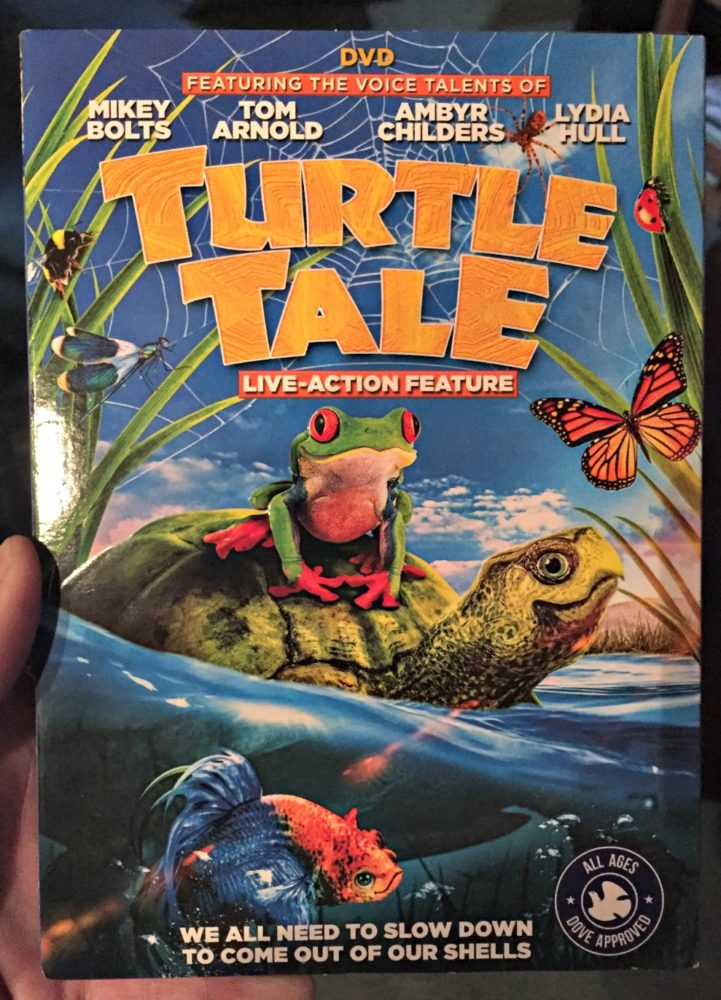 Kids Will Love This Sweet Turtle Tale