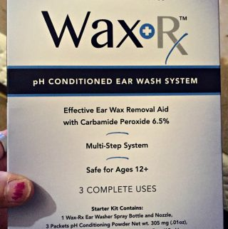 Wax-RX is Here to Help Ear Problems
