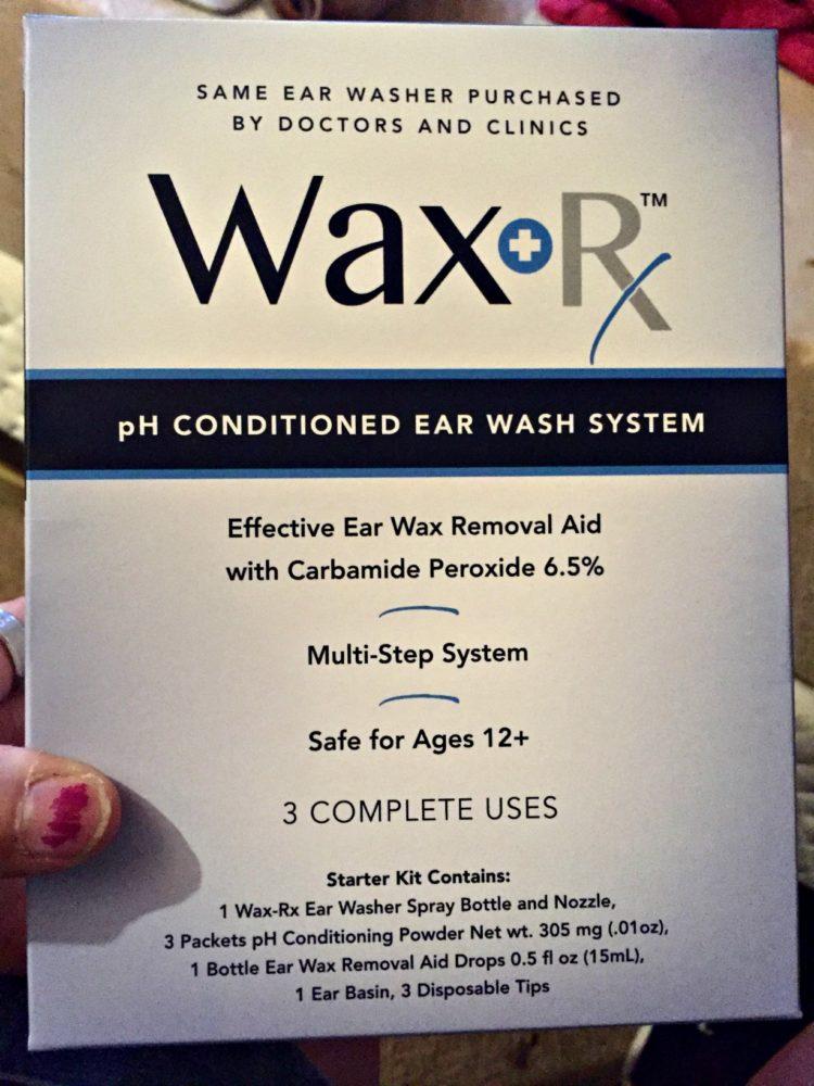 wax rx system