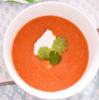 An easy gazpacho recipe to keep things fresh and cool this summer