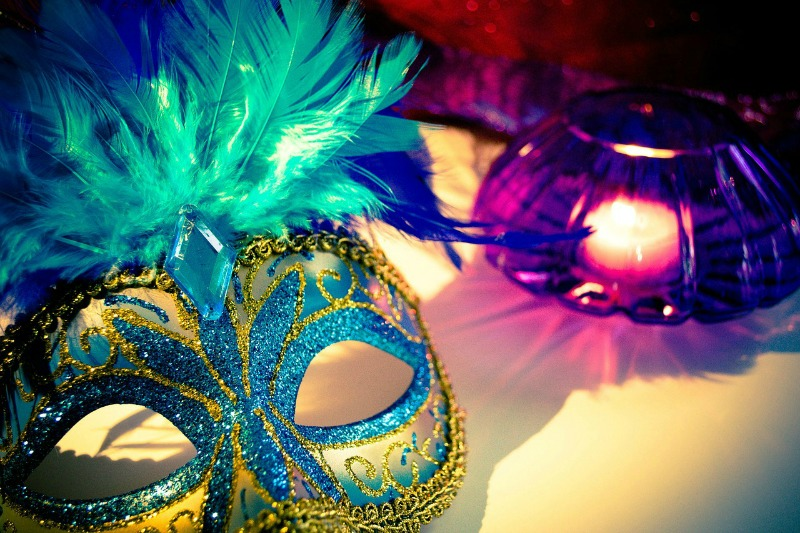 Image result for How to throw big hit masquerade party: