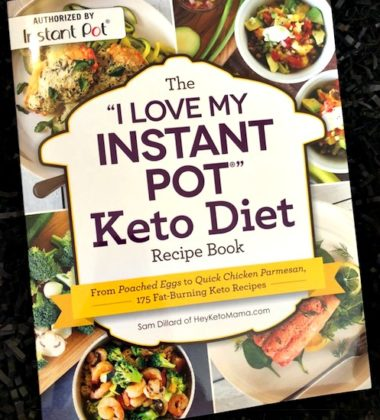 Make Delicious Ketogenic Recipes with The Instant Pot