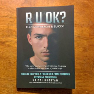 """R U OK?"" – It's A Book And It's A Question We Can Ask To Begin To Help Those With Depression And Suicidal Ideation"