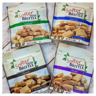 Love Brittle But Your Teeth Don't Then Try Softer Than Brittle