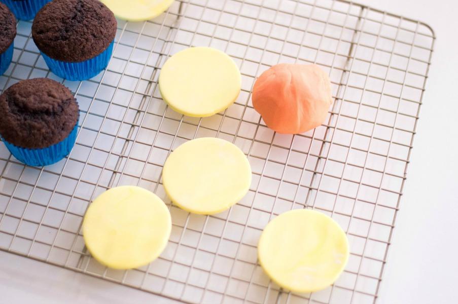 Tigger Inspired Cupcakes